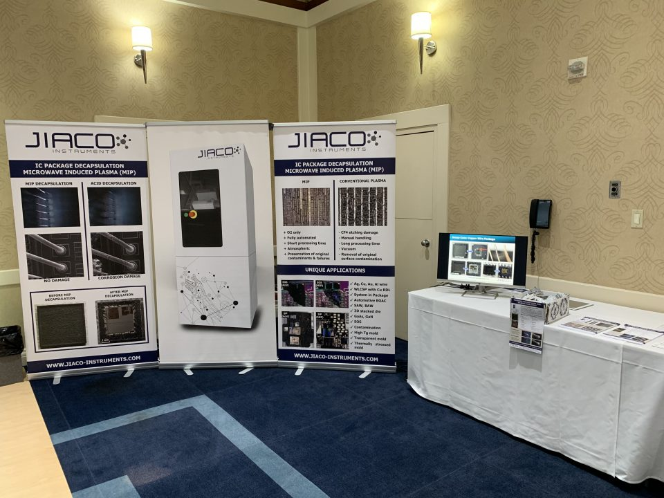 JIACO Instruments at the CMSE Conference in Los Angeles
