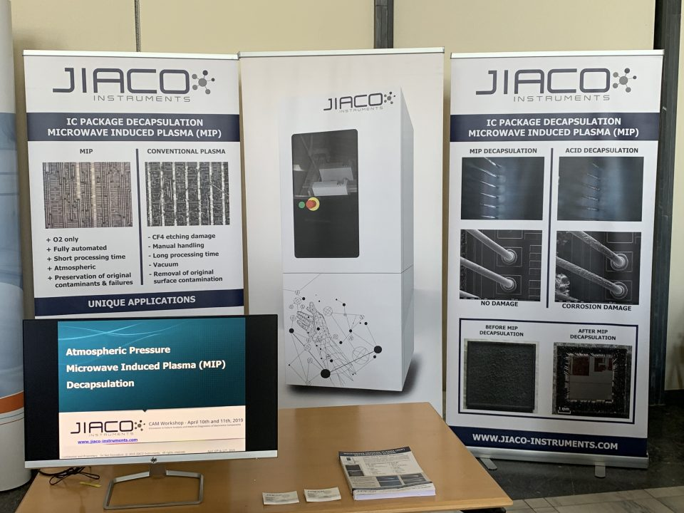 JIACO Instruments CAM Workshop 2019, Halle, Germany