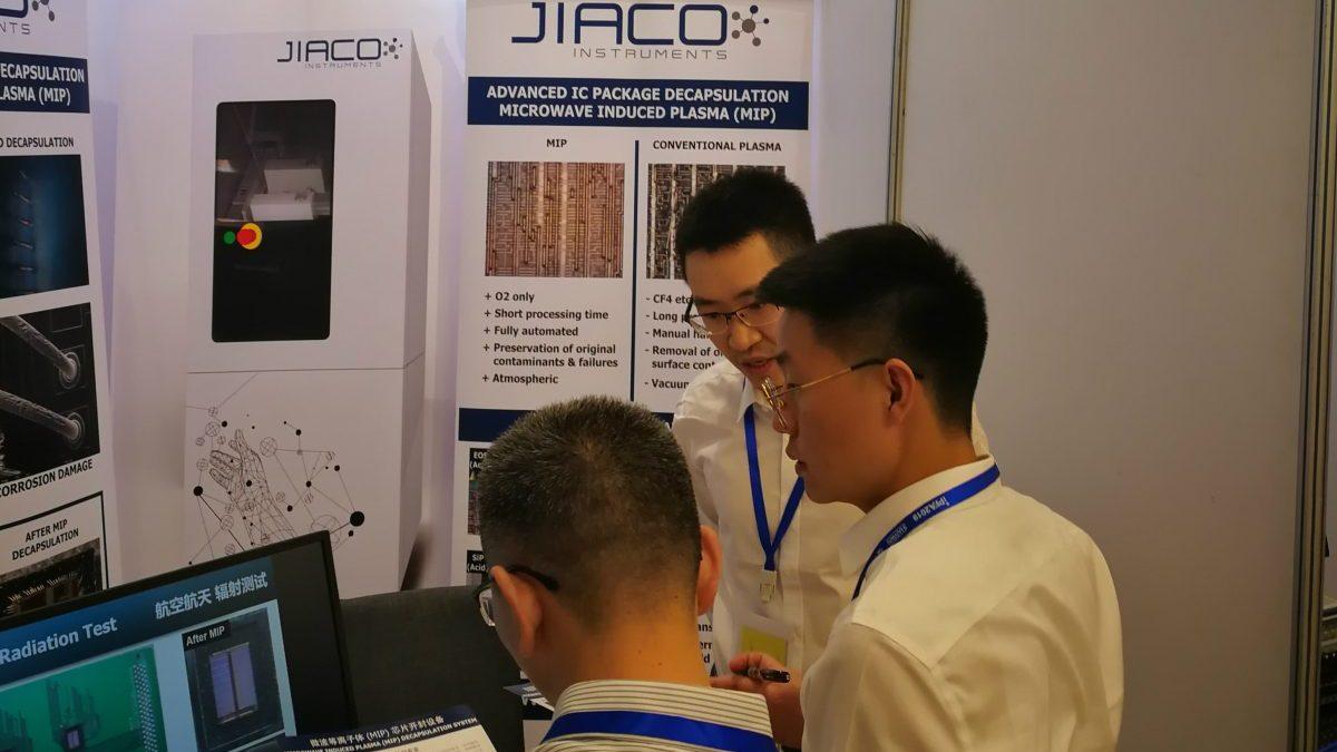 JIACO Instruments, IPFA 2019 B11