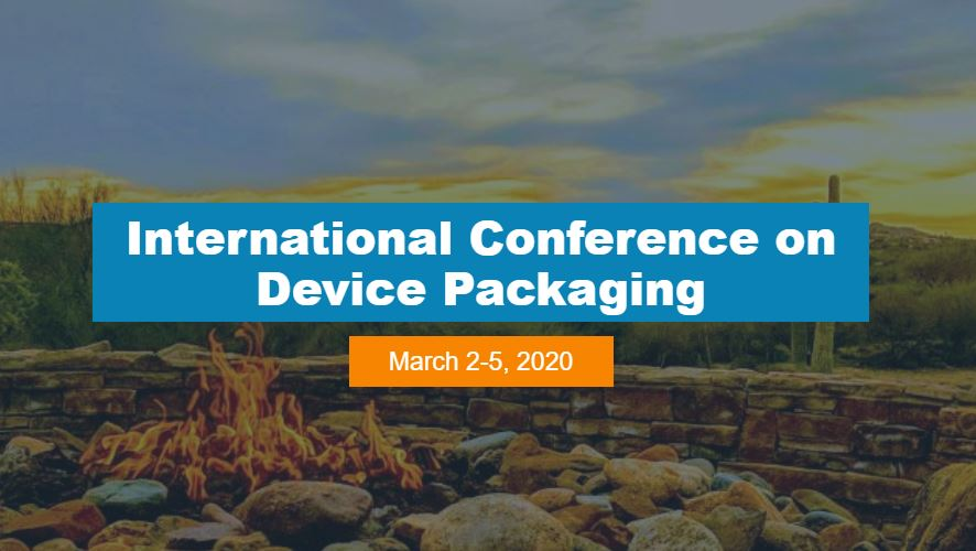 IMAPS International Conference on Device Packaging